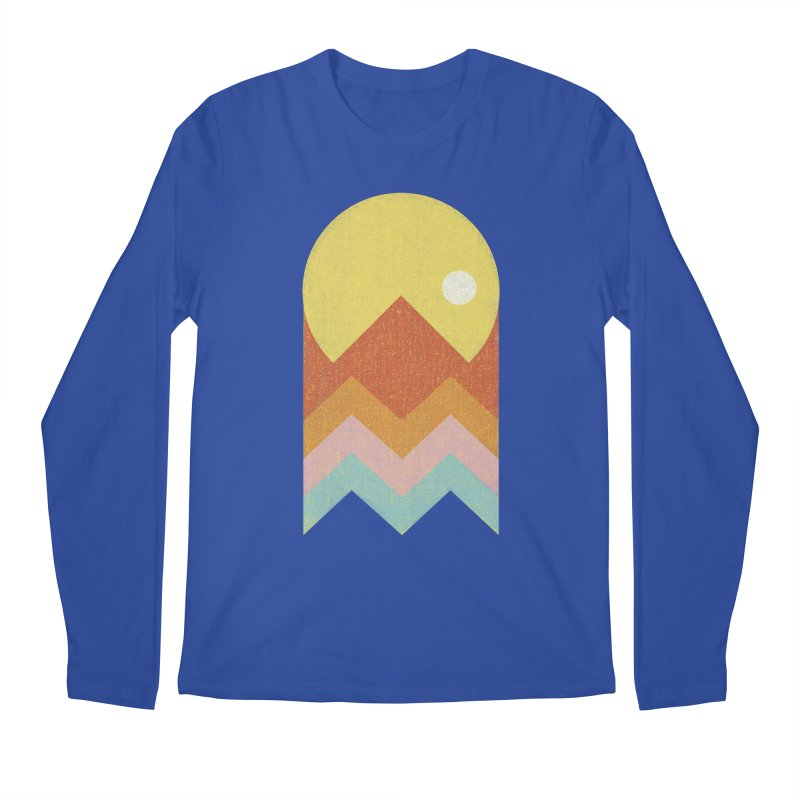 Amazeing Sunset Men's Longsleeve T-Shirt by Phildesignart