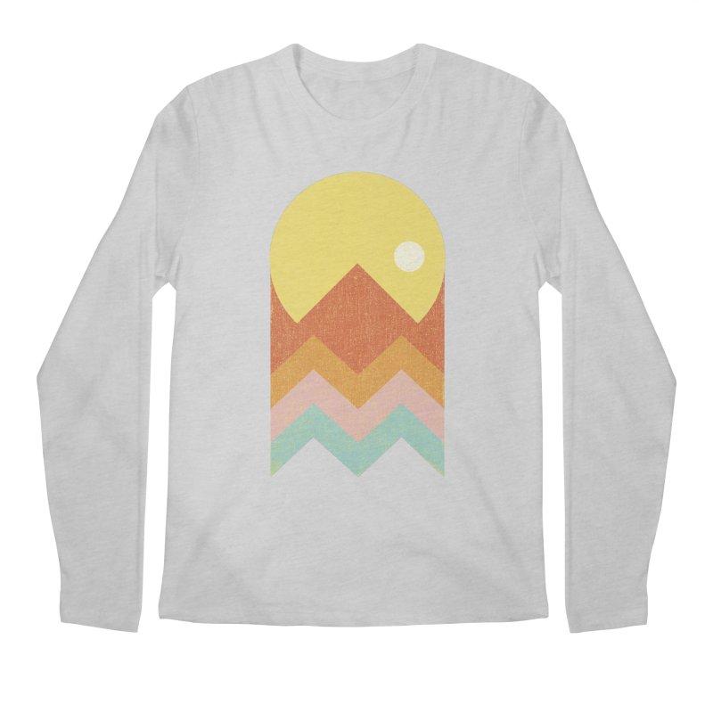 Amazeing Sunset Men's Longsleeve T-Shirt by phildesignart's Artist Shop