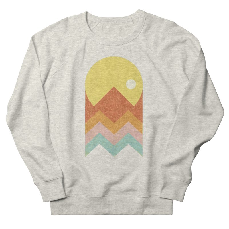 Amazeing Sunset Men's French Terry Sweatshirt by Phildesignart