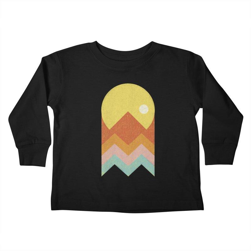 Amazeing Sunset Kids Toddler Longsleeve T-Shirt by phildesignart's Artist Shop