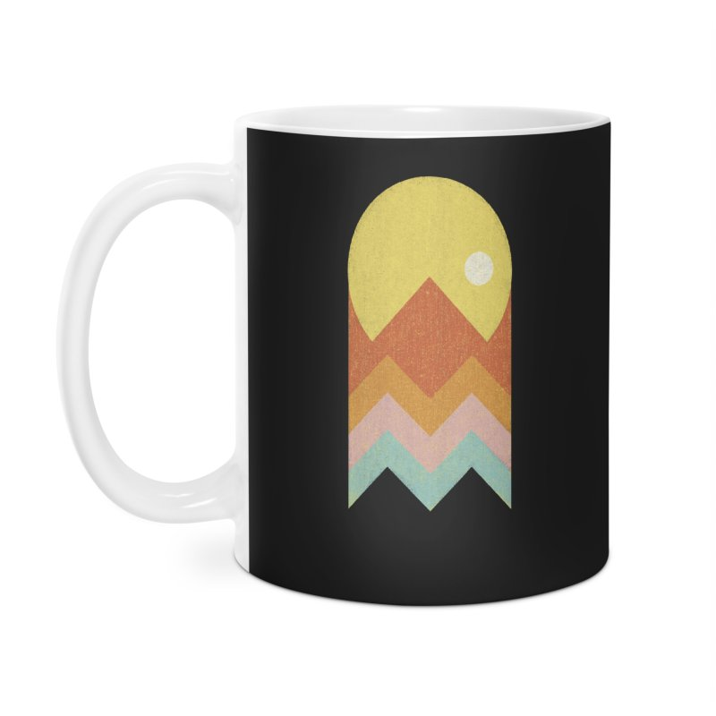 Amazeing Sunset Accessories Mug by phildesignart's Artist Shop