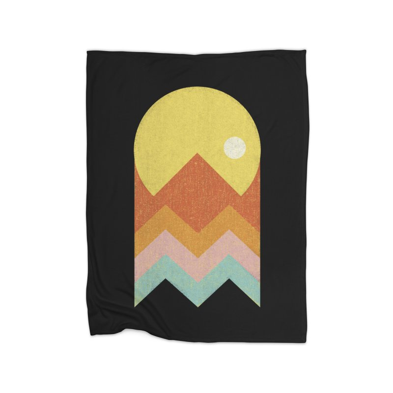 Amazeing Sunset Home Blanket by phildesignart's Artist Shop