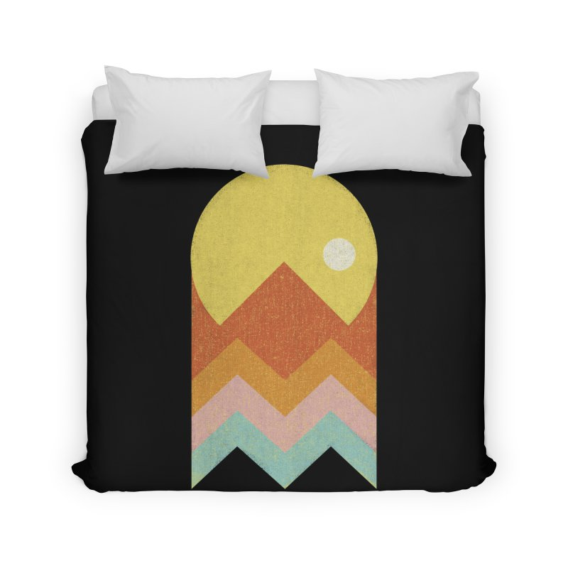 Amazeing Sunset Home Duvet by phildesignart's Artist Shop