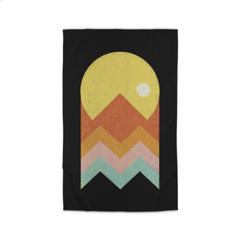 Amazeing Sunset Home Rug by Phildesignart