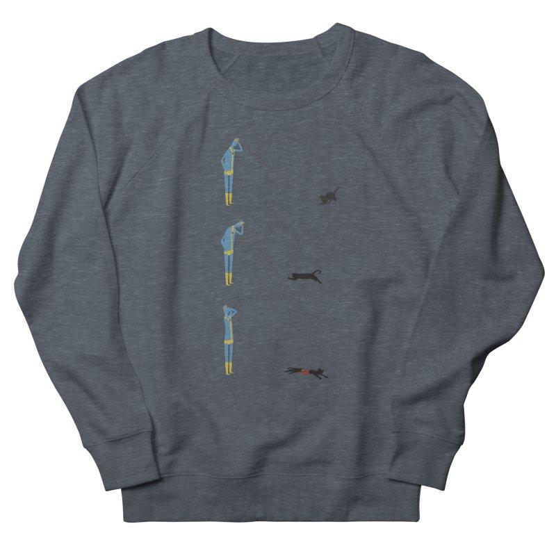 Cyclops' Cat Men's Sweatshirt by phildesignart's Artist Shop