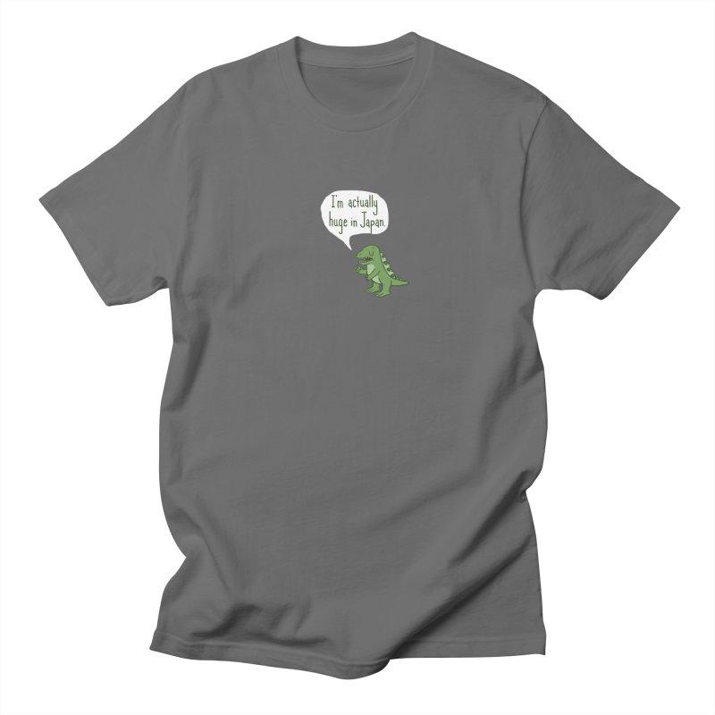 Huge in Japan Men's T-Shirt by Phildesignart