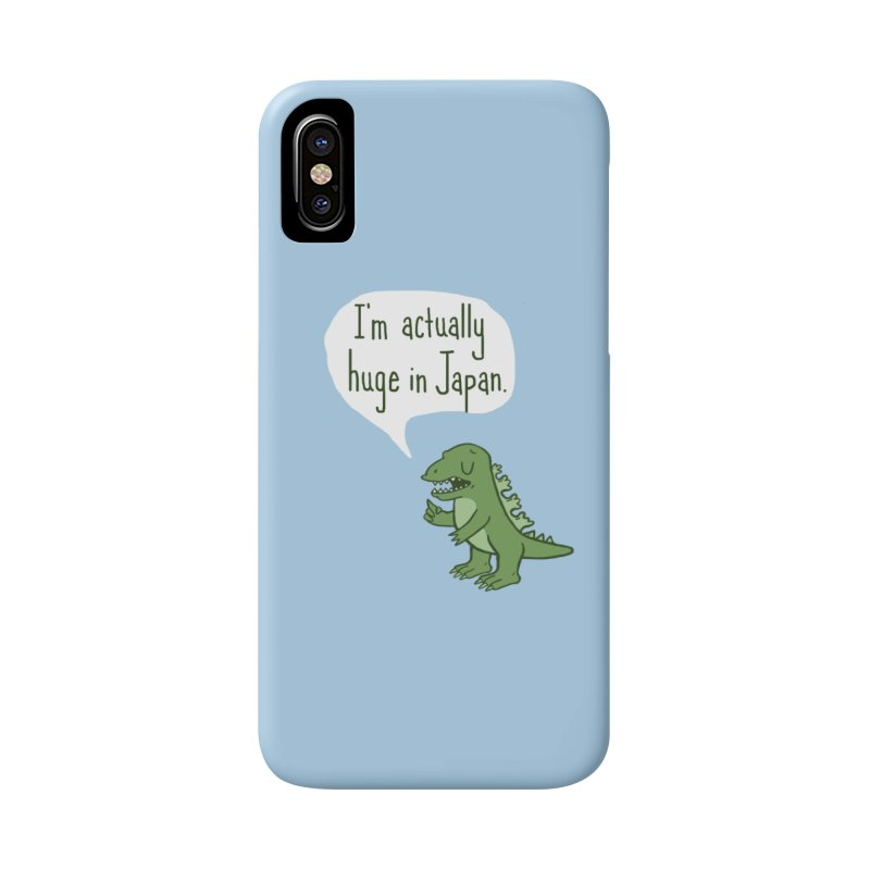 Huge in Japan Accessories Phone Case by Phildesignart