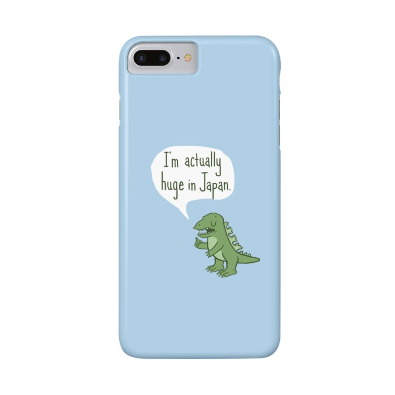 Huge in Japan Accessories Phone Case by phildesignart's Artist Shop