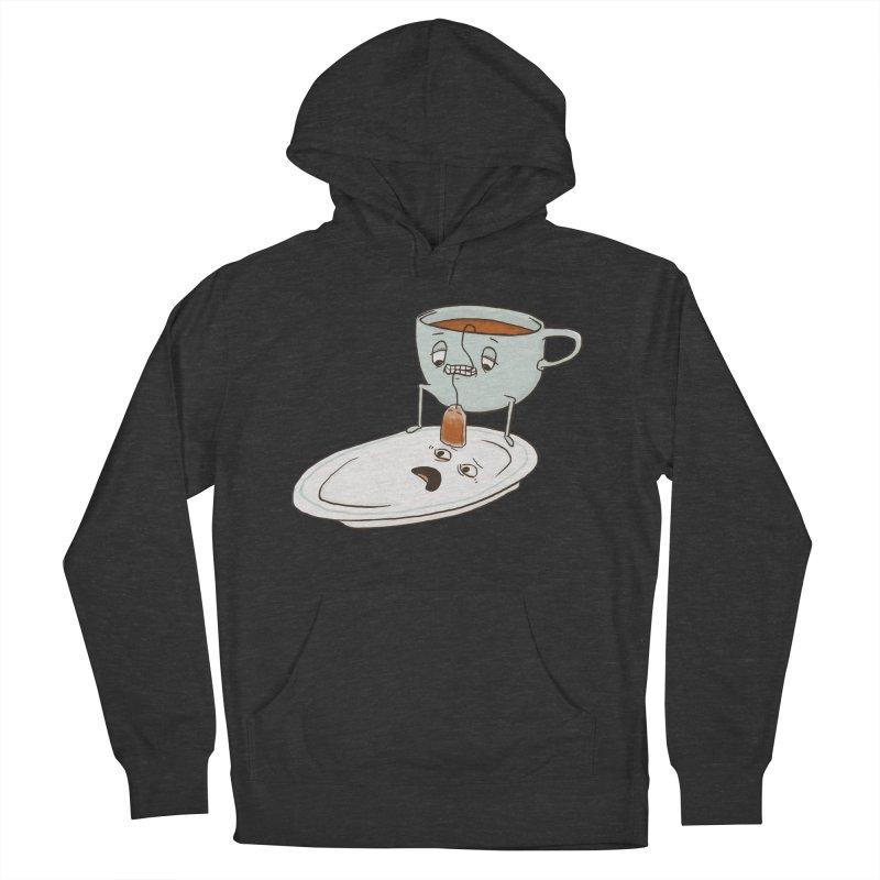 Tea Baggin' Men's Pullover Hoody by phildesignart's Artist Shop