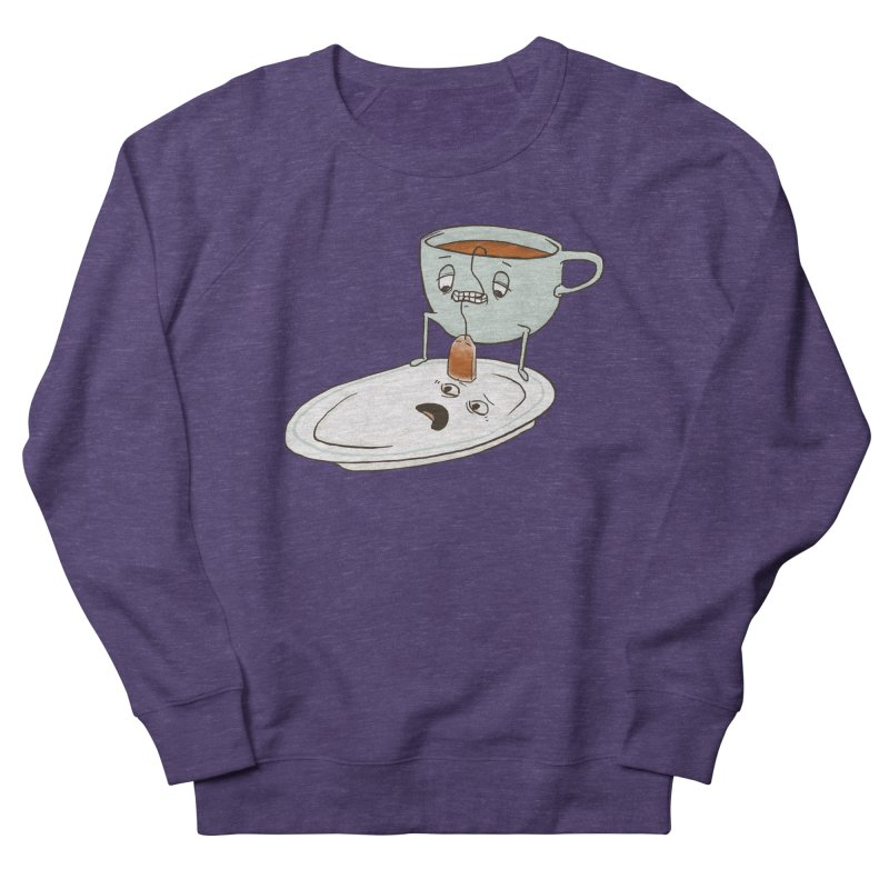 Tea Baggin' Women's Sweatshirt by Phildesignart