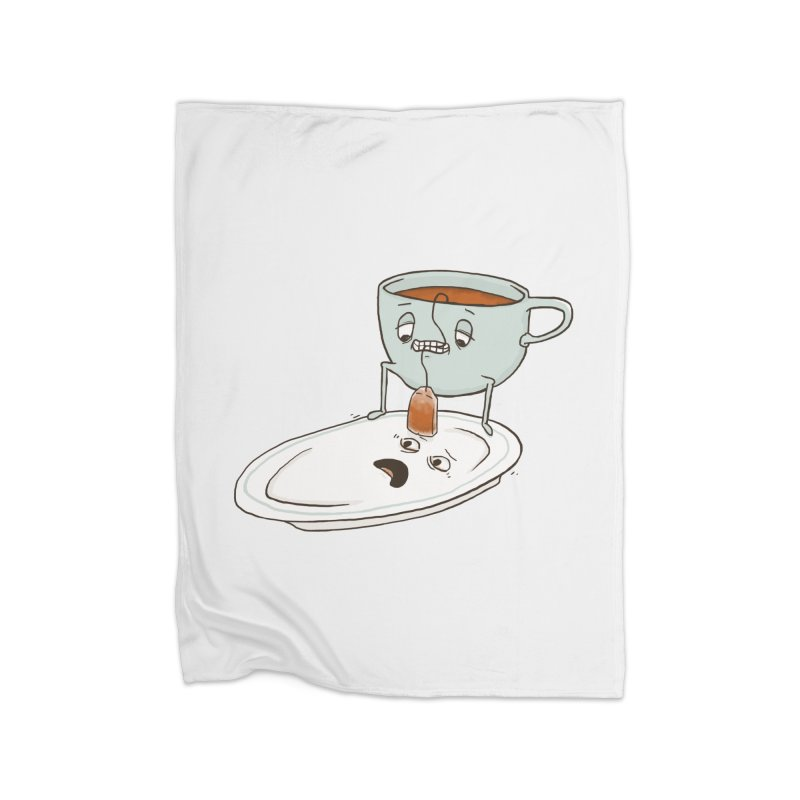 Tea Baggin' Home Blanket by phildesignart's Artist Shop