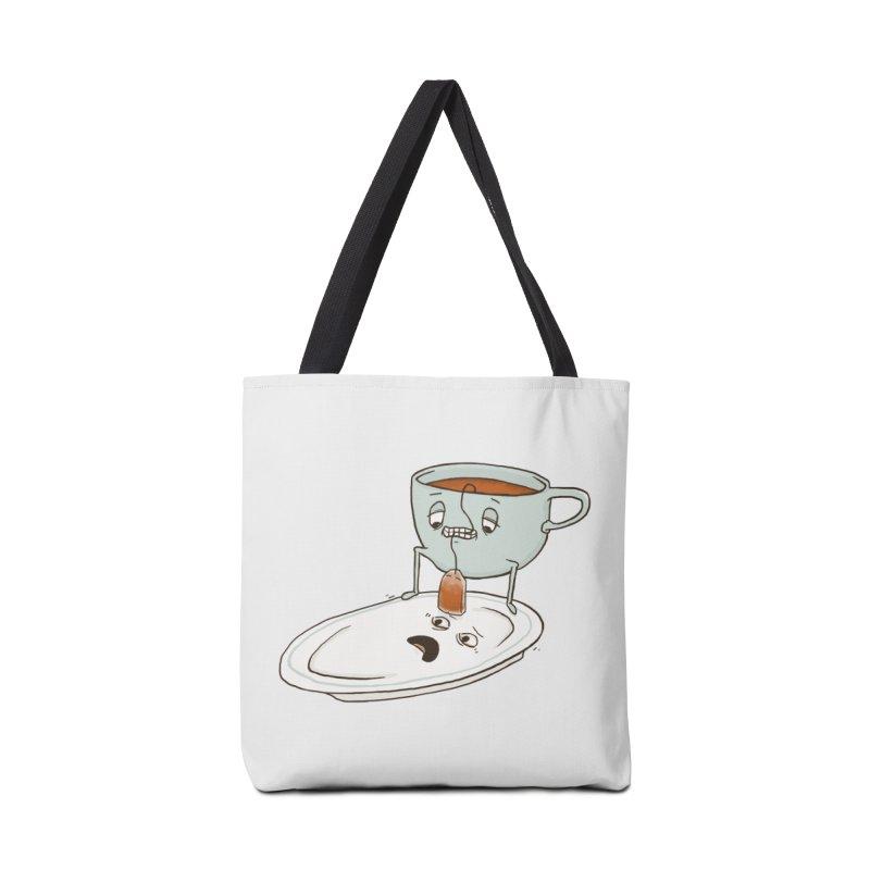 Tea Baggin' Accessories Bag by Phildesignart
