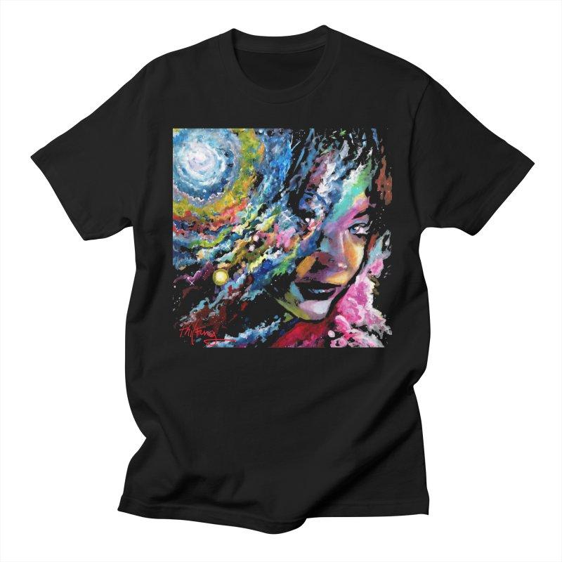 Sunkist Skin Men's Regular T-Shirt by Phil Fung T-shirt Shop