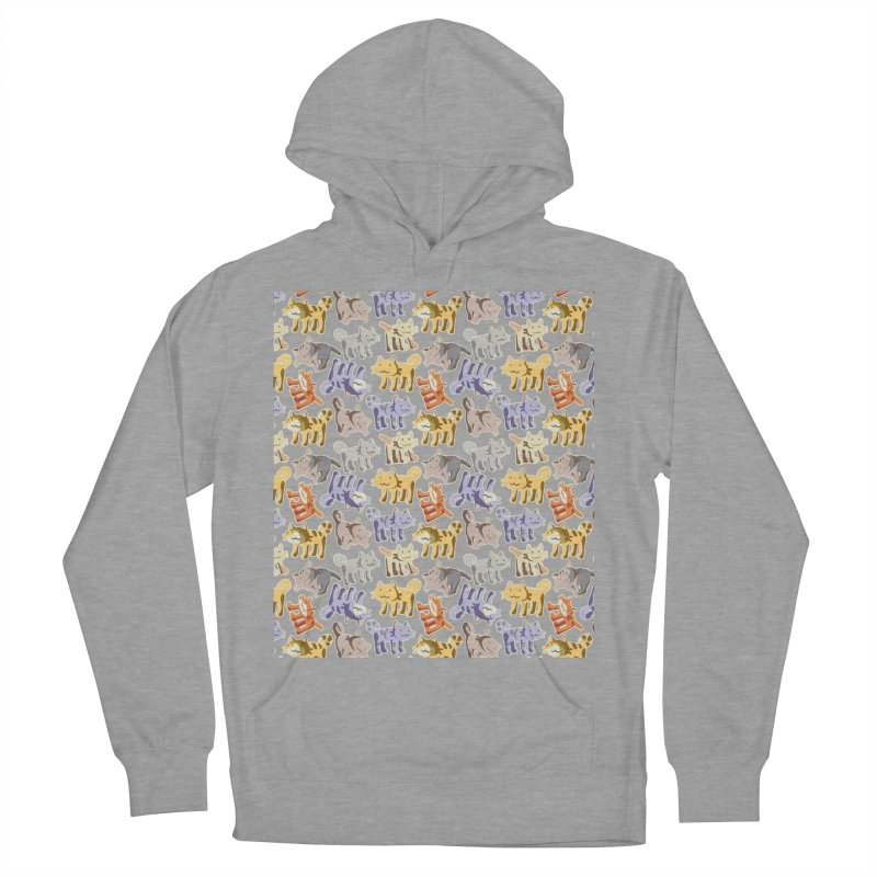 capetition Women's French Terry Pullover Hoody by graphi