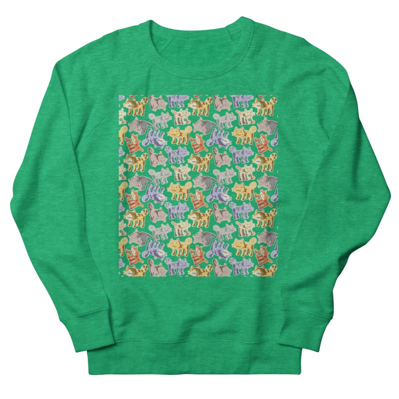 capetition Women's French Terry Sweatshirt by graphi