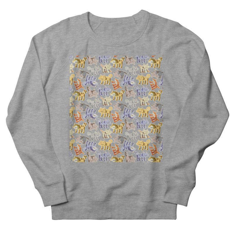 capetition Men's French Terry Sweatshirt by graphi