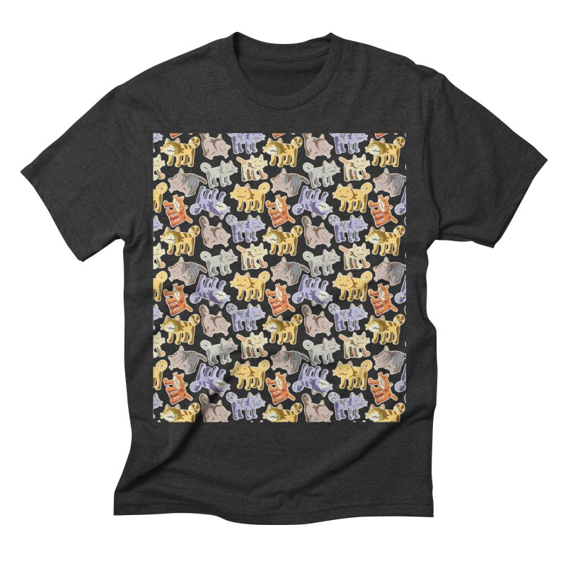 capetition Men's Triblend T-shirt by graphi