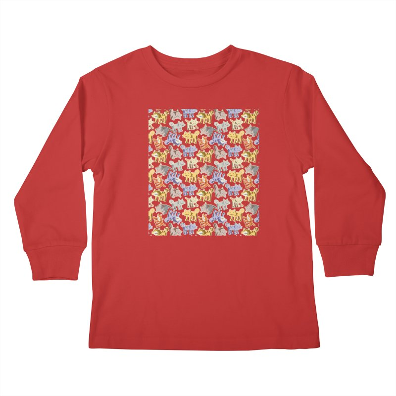 capetition Kids Longsleeve T-Shirt by graphi