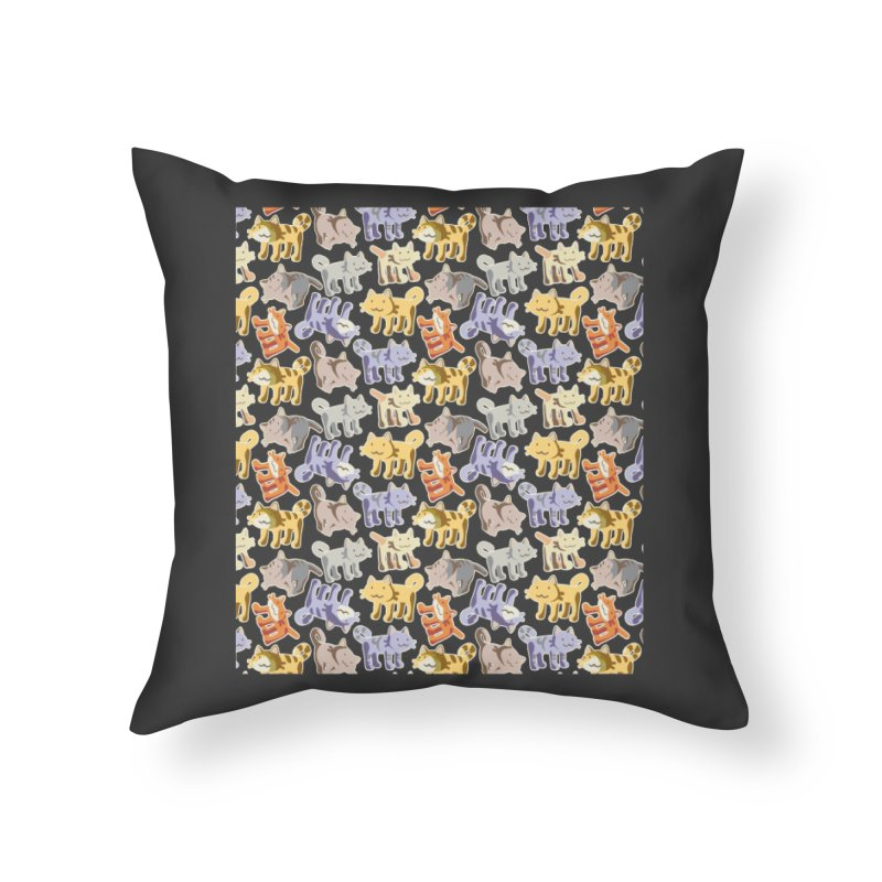 capetition Home Throw Pillow by graphi