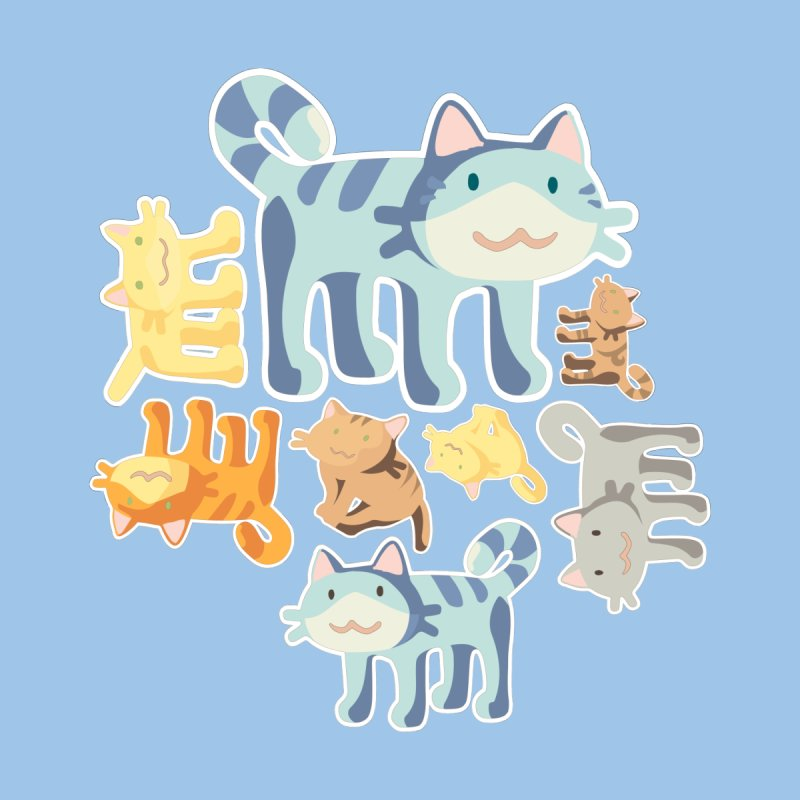 pastel_cats by graphi