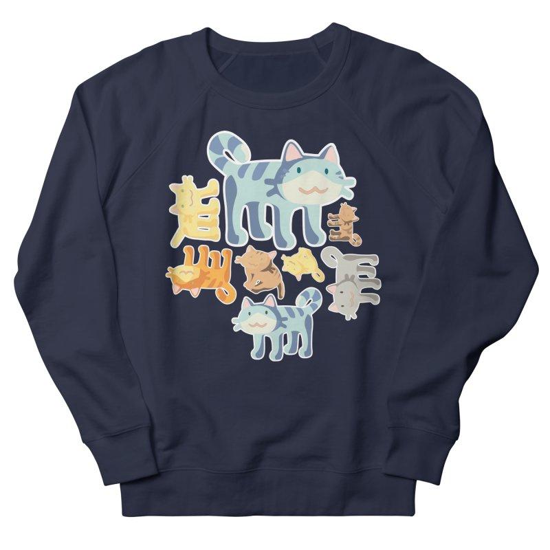 pastel_cats Women's Sweatshirt by graphi