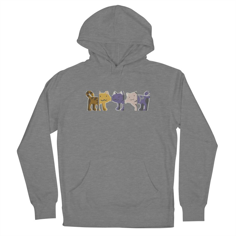 love_cats Men's Pullover Hoody by graphi