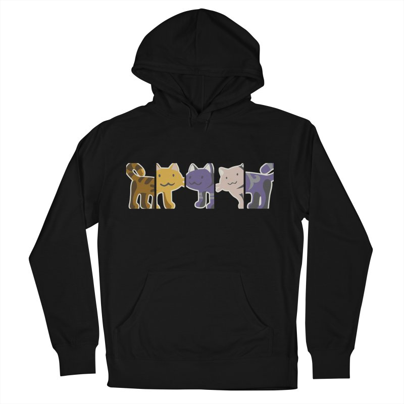 love_cats Women's Pullover Hoody by graphi