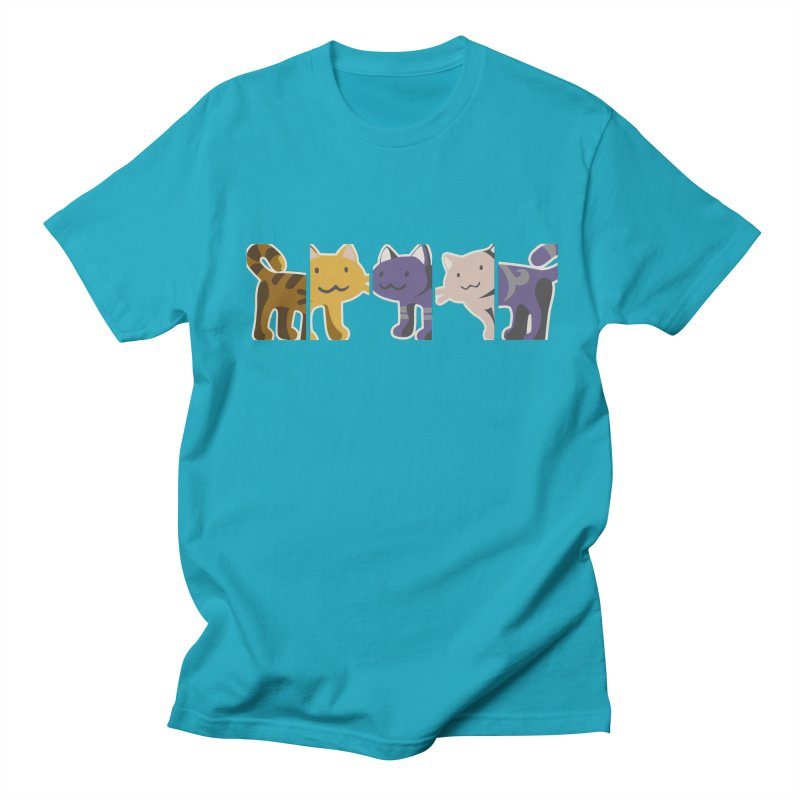 love_cats Men's T-Shirt by graphi
