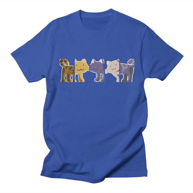 love_cats Men's Regular T-Shirt by graphi