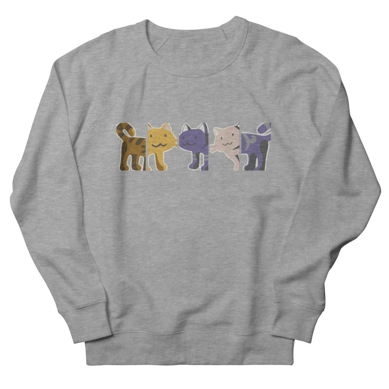 love_cats Women's Sweatshirt by graphi