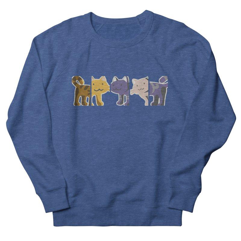 love_cats Men's Sweatshirt by graphi