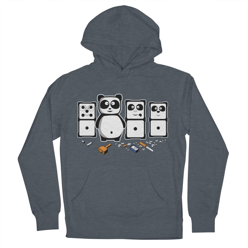 making_new_friends Women's French Terry Pullover Hoody by graphi