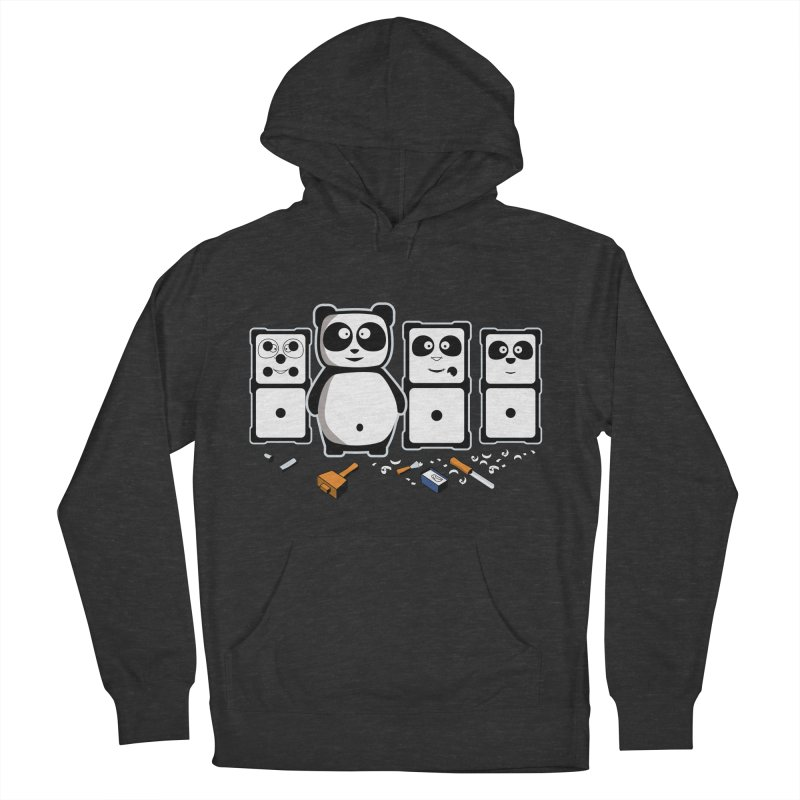 making_new_friends Men's French Terry Pullover Hoody by graphi