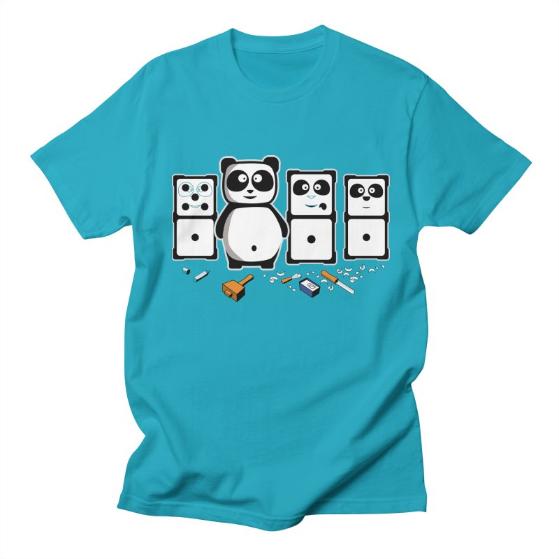 making_new_friends Men's T-shirt by graphi