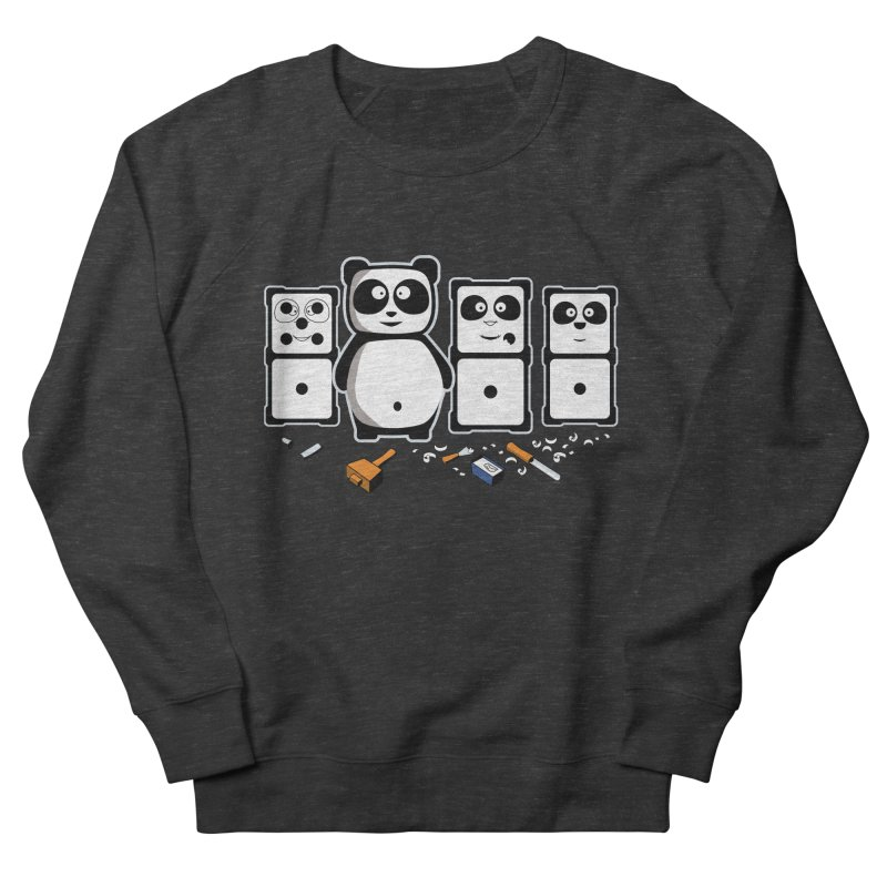 making_new_friends Women's French Terry Sweatshirt by graphi