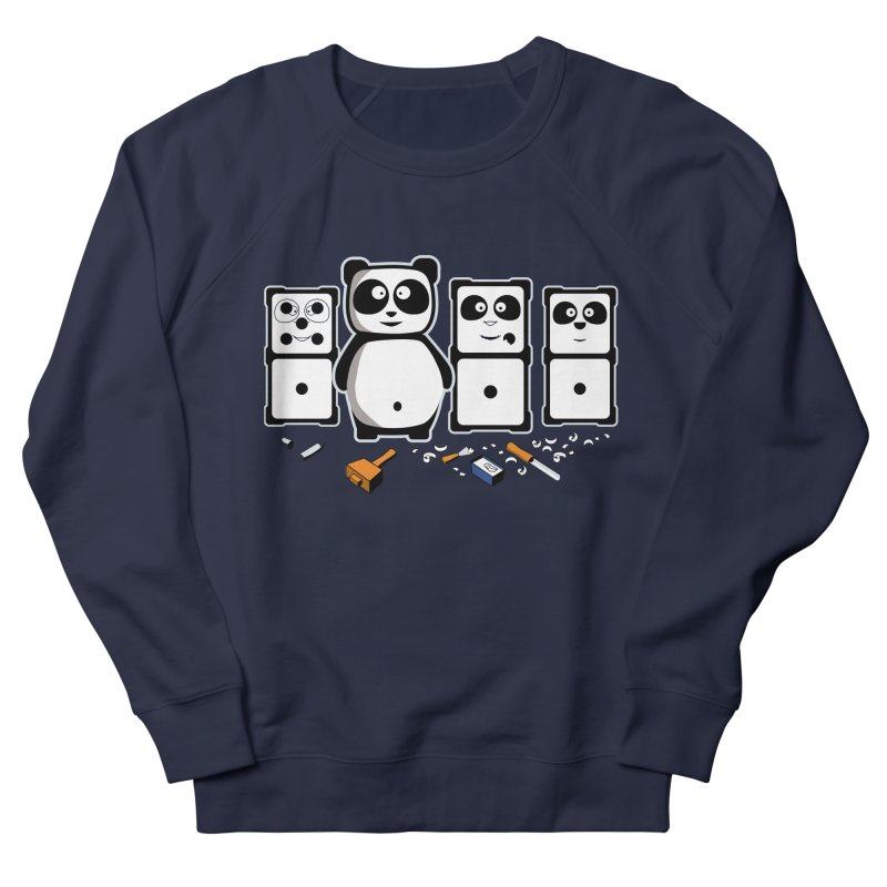 making_new_friends Men's French Terry Sweatshirt by graphi