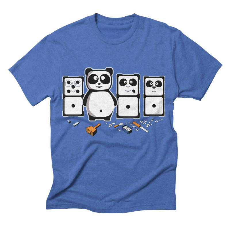 making_new_friends Men's Triblend T-shirt by graphi