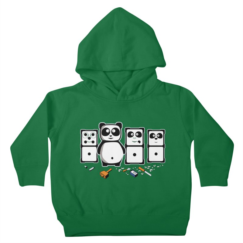 making_new_friends Kids Toddler Pullover Hoody by graphi