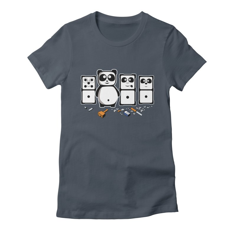 making_new_friends Women's T-Shirt by graphi