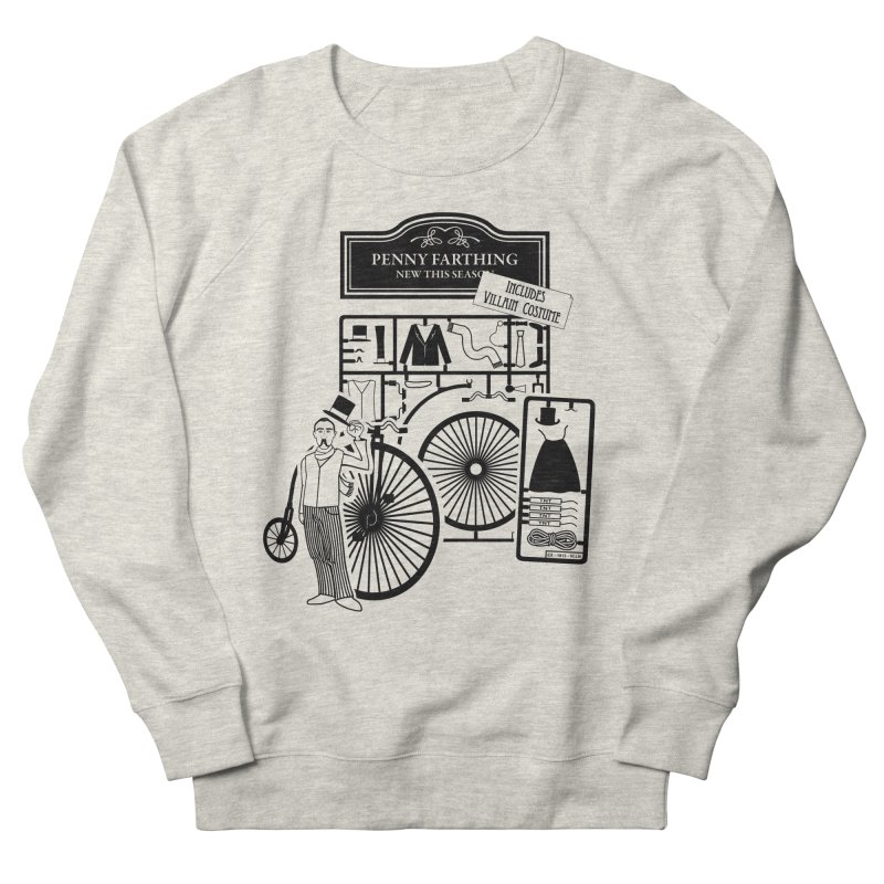 penny_farthing Men's Sweatshirt by graphi