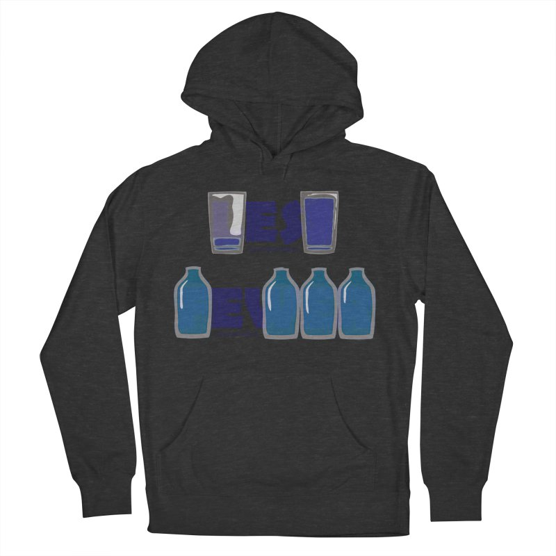 less_or_fewer Men's Pullover Hoody by graphi