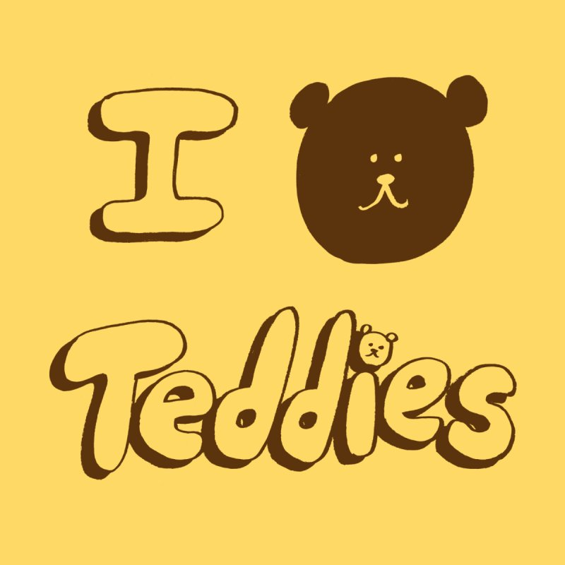 I TED TEDDIES by Philippa Rice's Shop