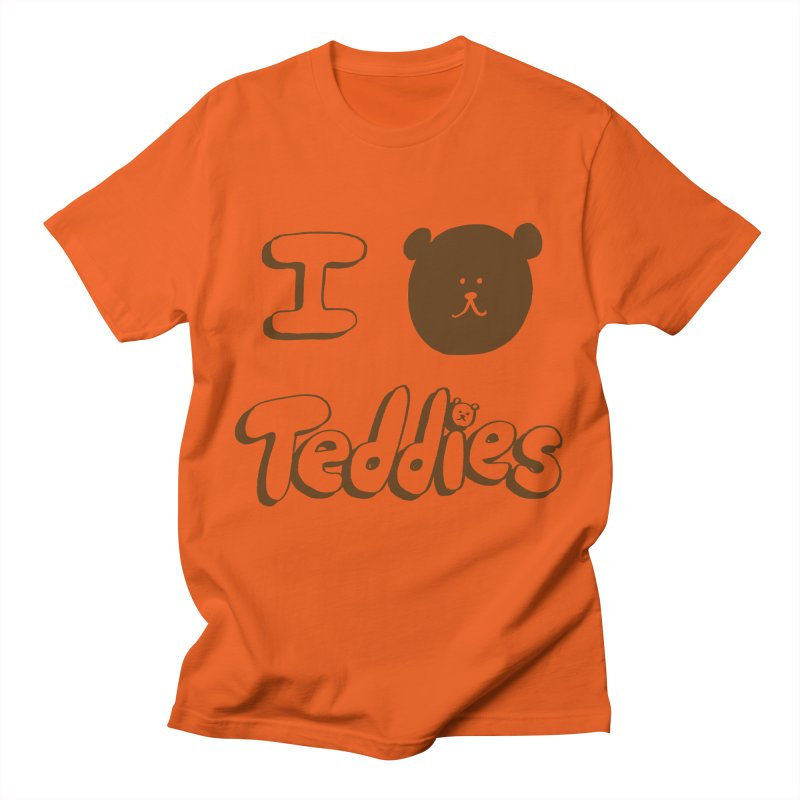 I TED TEDDIES Women's T-Shirt by Philippa Rice's Shop
