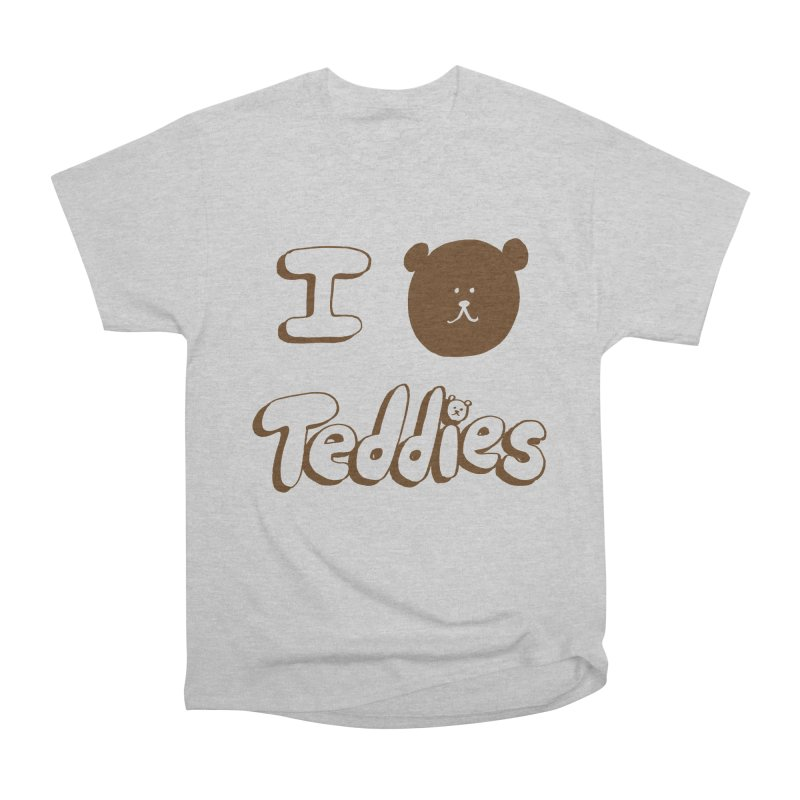 I TED TEDDIES Women's Classic Unisex T-Shirt by Philippa Rice's Shop