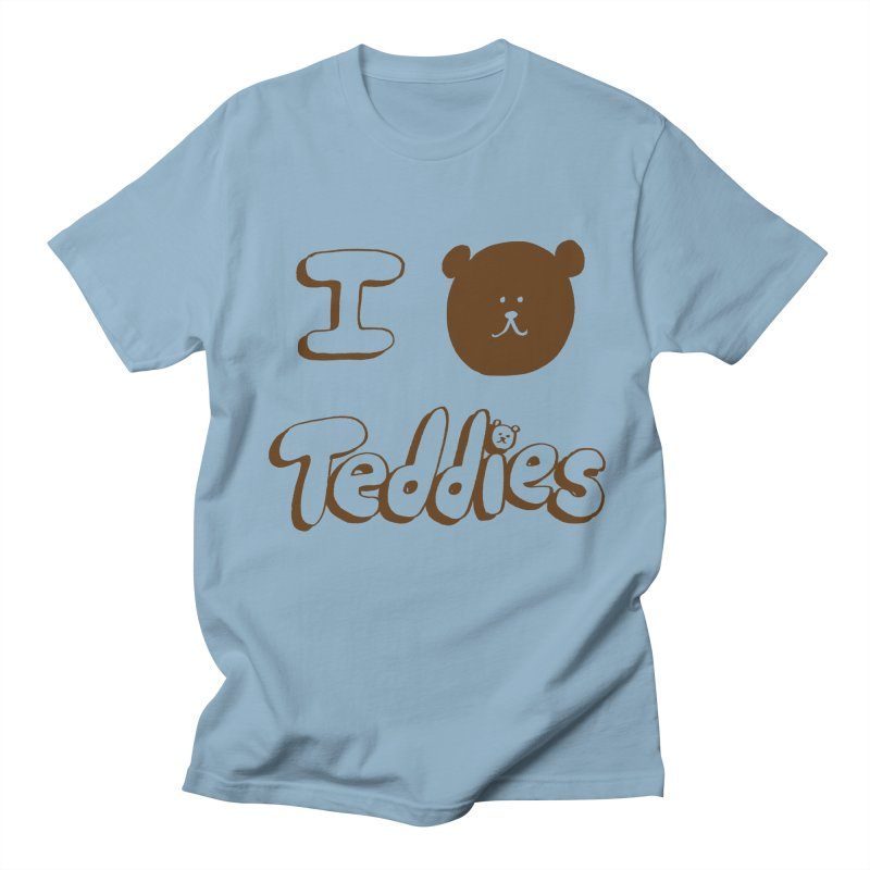 I TED TEDDIES Men's T-Shirt by Philippa Rice's Shop