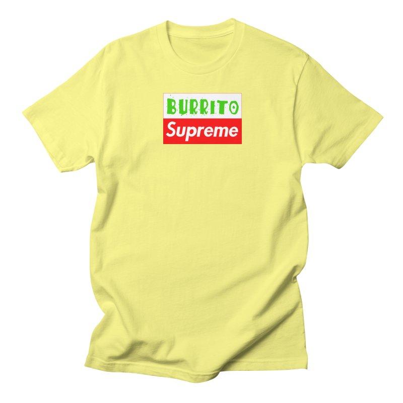 Taco Bellissima Men's T-Shirt by phillipolive's Artist Shop