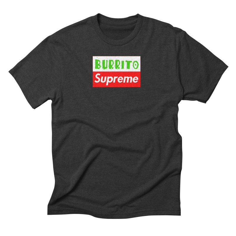 Taco Bellissima Men's Triblend T-shirt by phillipolive's Artist Shop