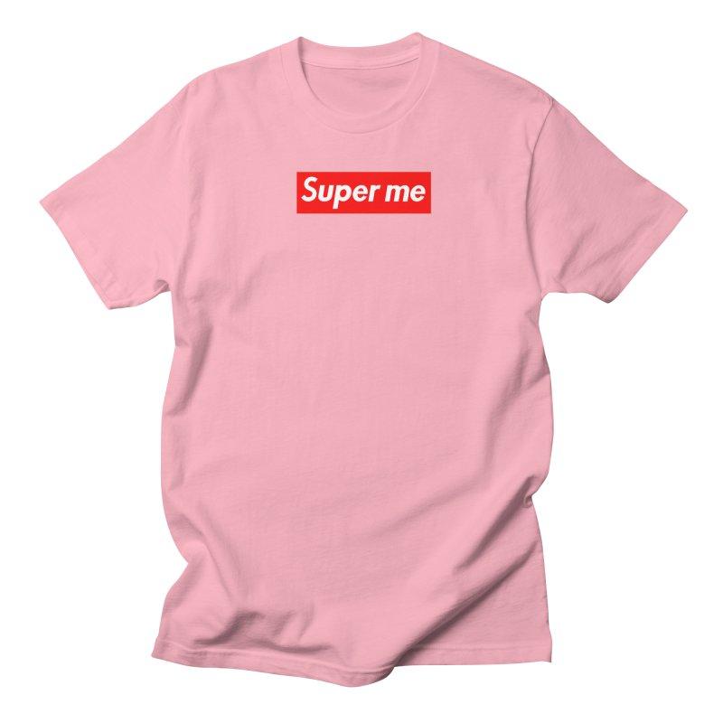 Super Me Men's T-shirt by phillipolive's Artist Shop
