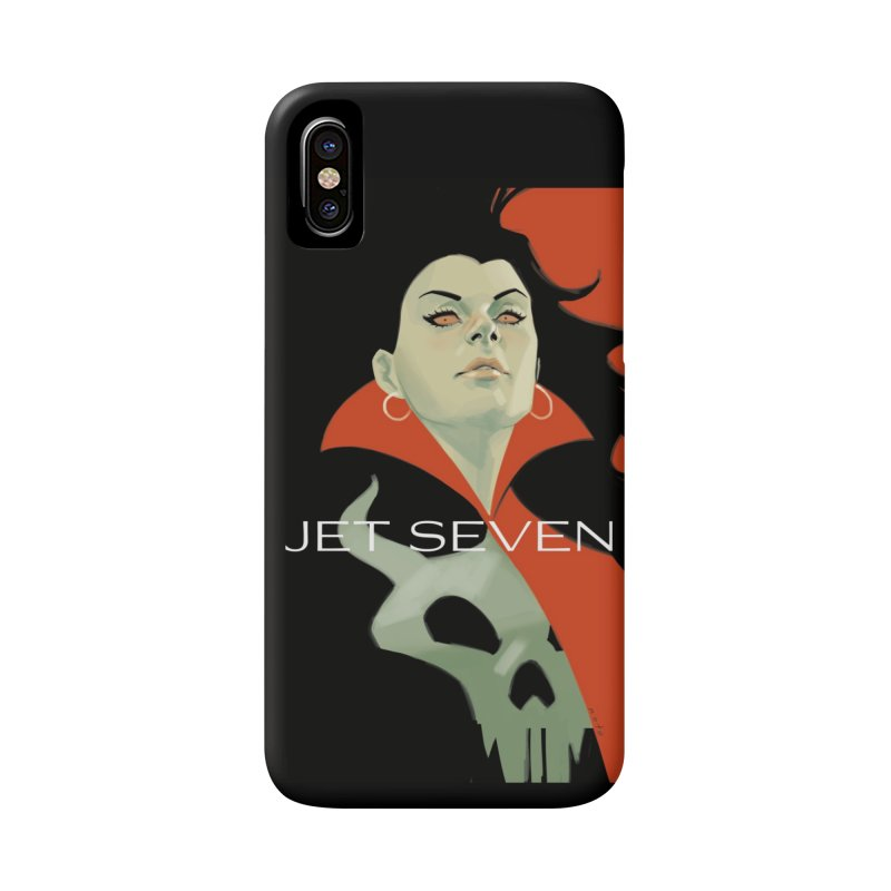 Jet Seven Galaxia Accessories Phone Case by Phil Noto's Shop