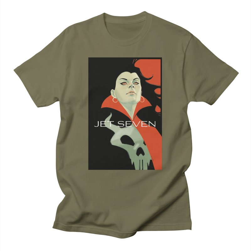 Jet Seven Galaxia Men's T-Shirt by Phil Noto's Shop